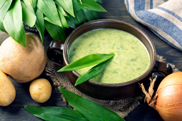 Ramsons Sahnesuppe – Foto