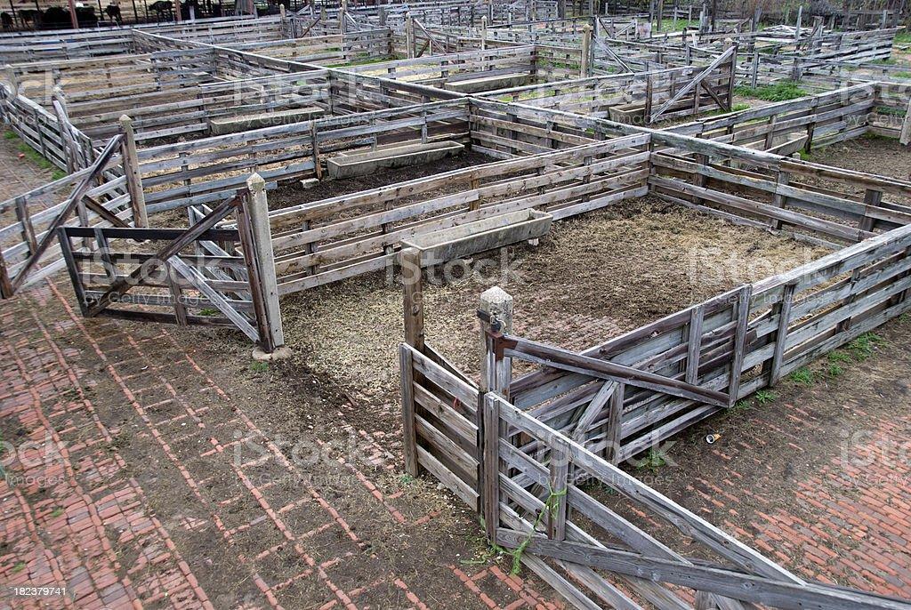 Ranch royalty-free stock photo