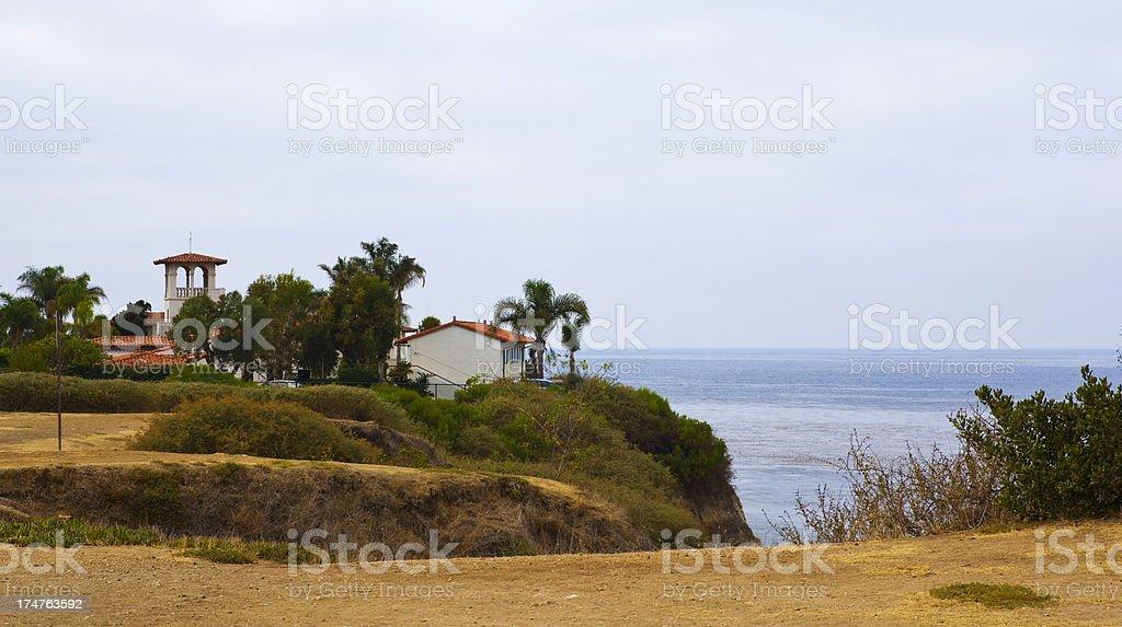 Rancho Palos Verdes royalty-free stock photo