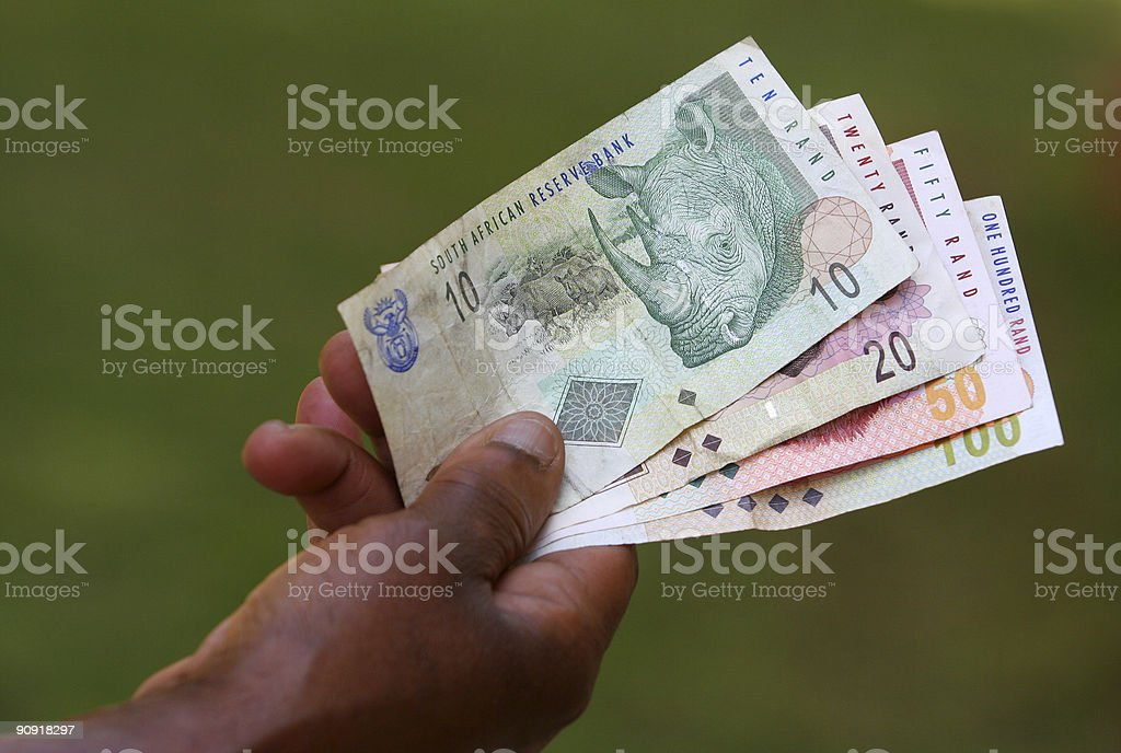 Rand in Hand royalty-free stock photo