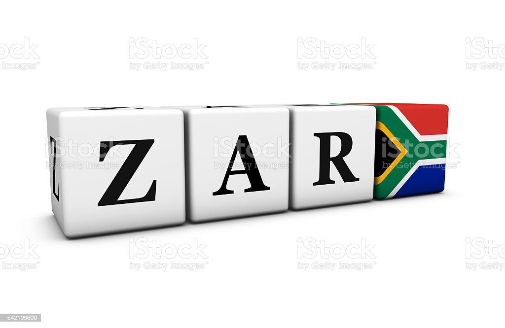 Rand South African Currency Code Zar Stock Photo More Pictures Of