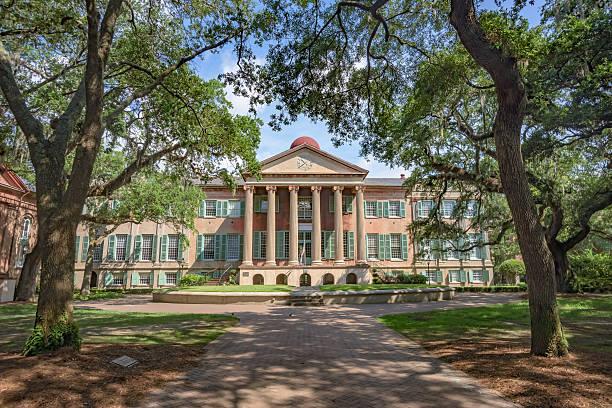 Randolph Hall, College of Charleston – Foto