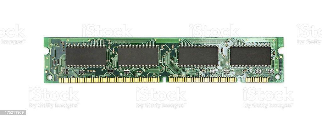 Random Access Memory stock photo