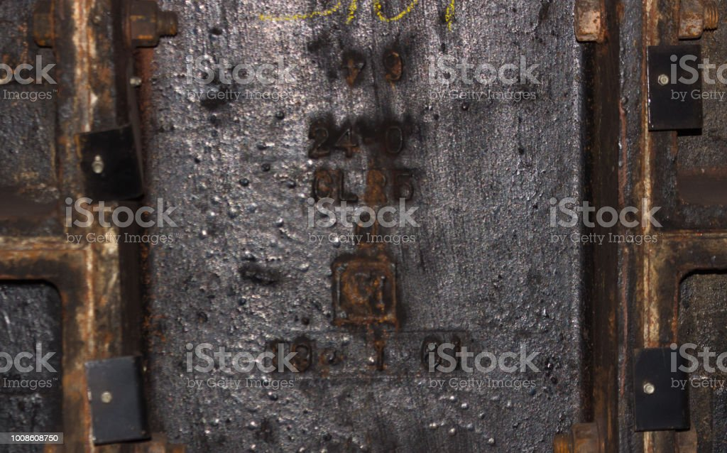 Random Steel stock photo