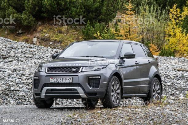 Range Rover Evoque Stock Photo - Download Image Now