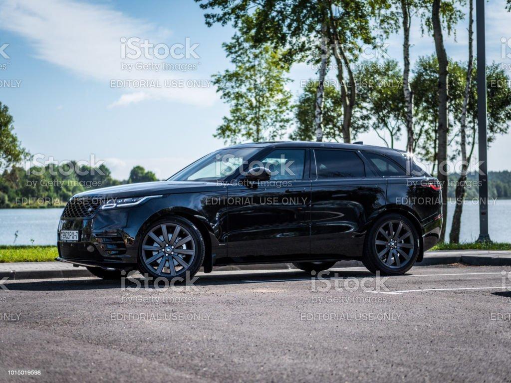 Range Rover Velar R-Dynamic stock photo