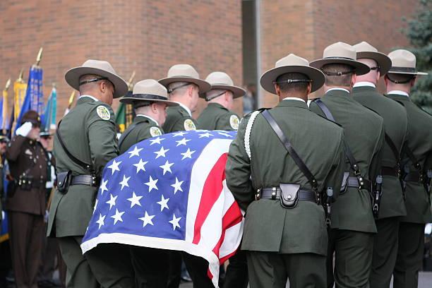 Ranger Memorial stock photo