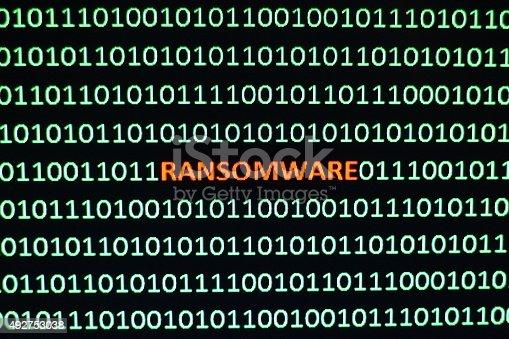 istock Ransom Malware 492753038