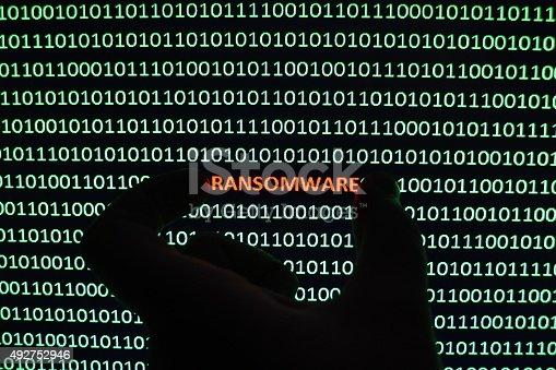 istock Ransomware Malware 492752946