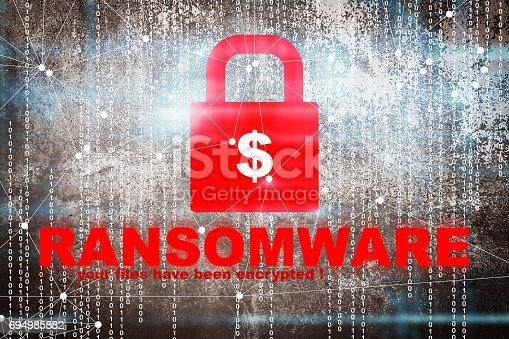 istock Ransomware 694985882