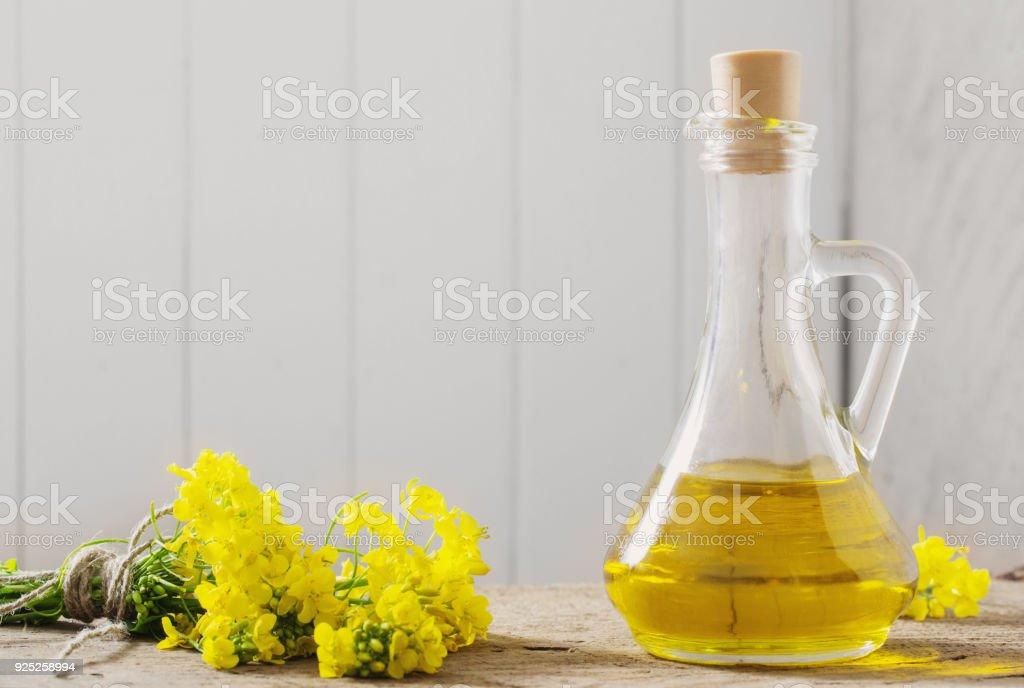huile colza bois