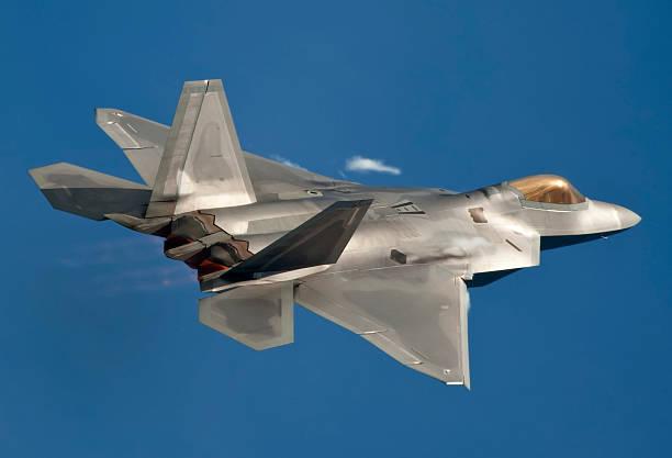 F22 Raptor stock photo