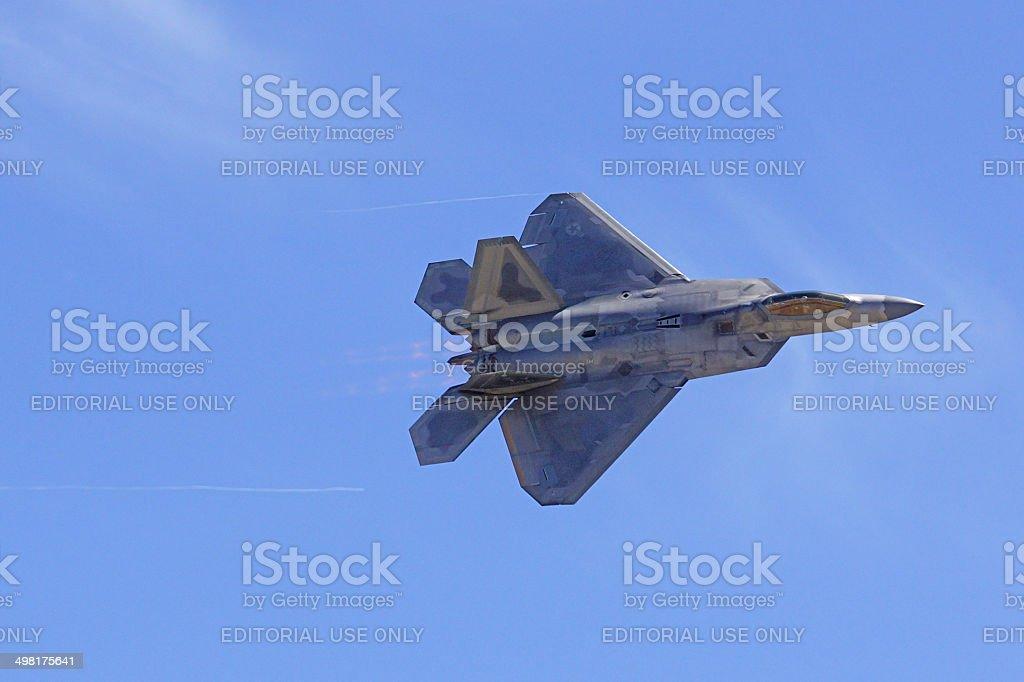 F22 Raptor - foto de stock