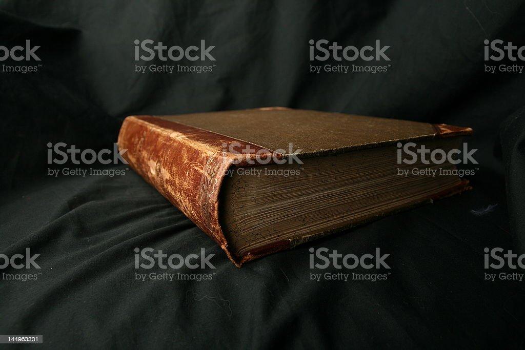 rare book royalty-free stock photo