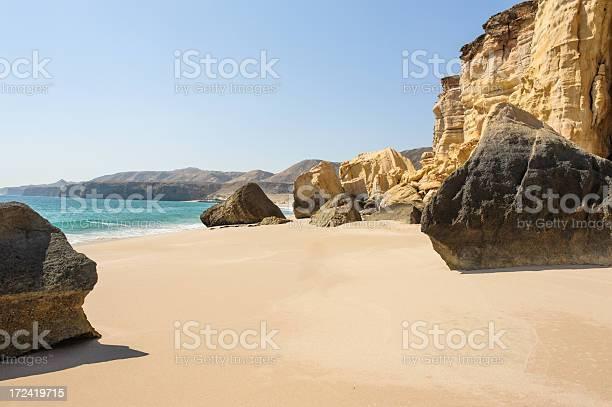 Ras al-Jinz beach