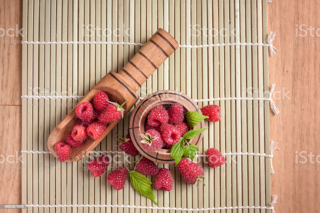 Rasberry royalty-free stock photo