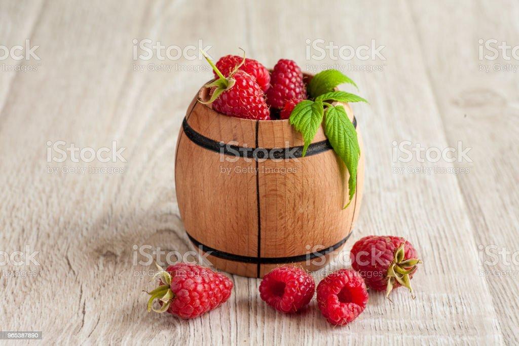 Rasberry royalty-free stock photo