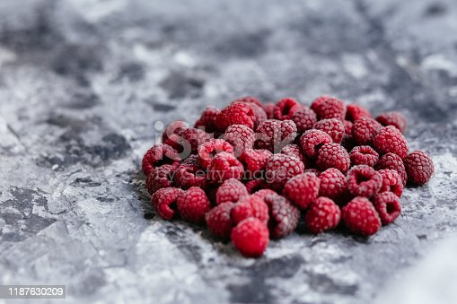 istock Raspberries, frozen raspberries, berries covered with hoarfrost. Background.Raspberry Background.Macro Raspberry Pink Background 1187630209