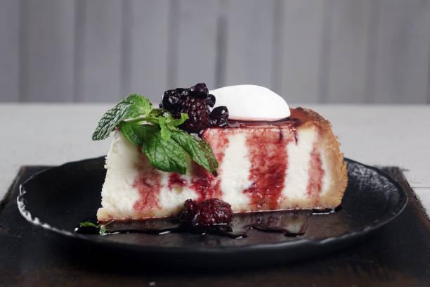 Raspberry cake - foto stock