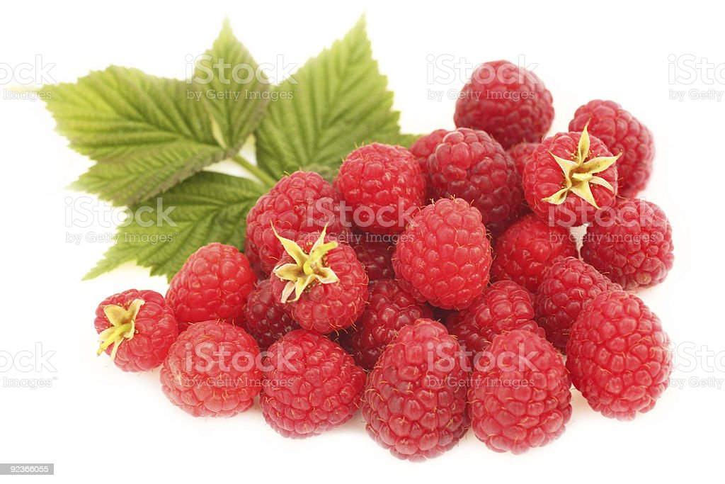 Raspberry royalty-free stock photo
