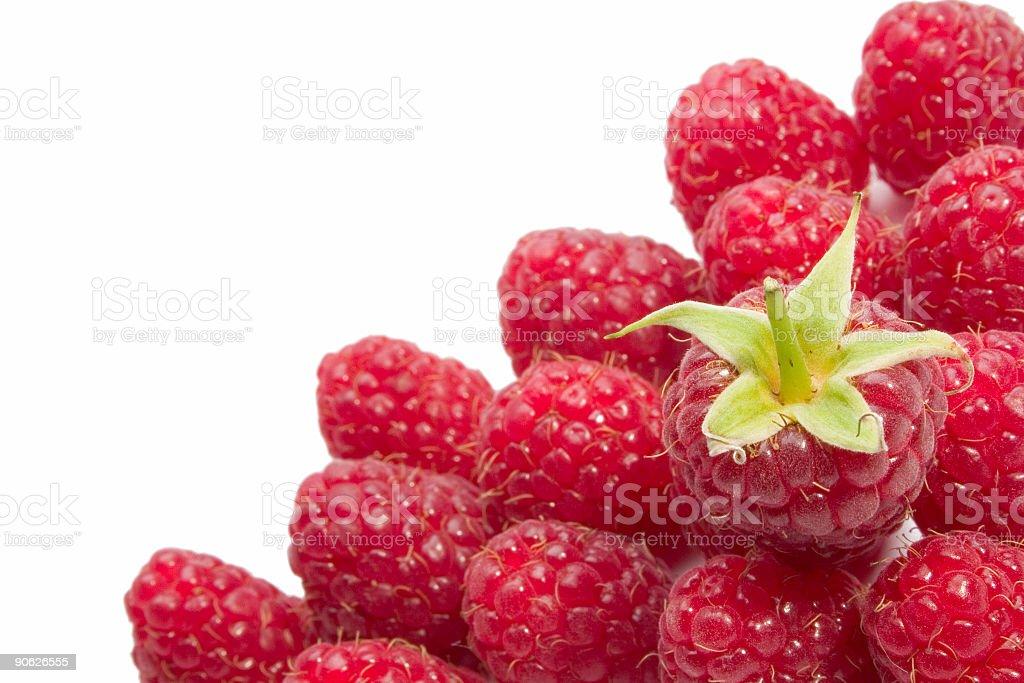 raspberrys royalty-free stock photo