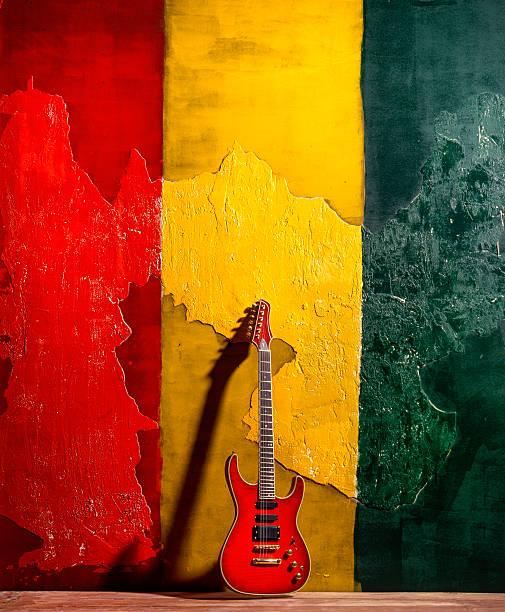 rasta reggae music, jamaica - reggae stok fotoğraflar ve resimler