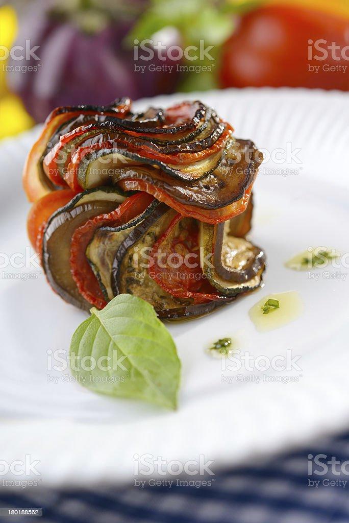 Ratatouille royalty-free stock photo