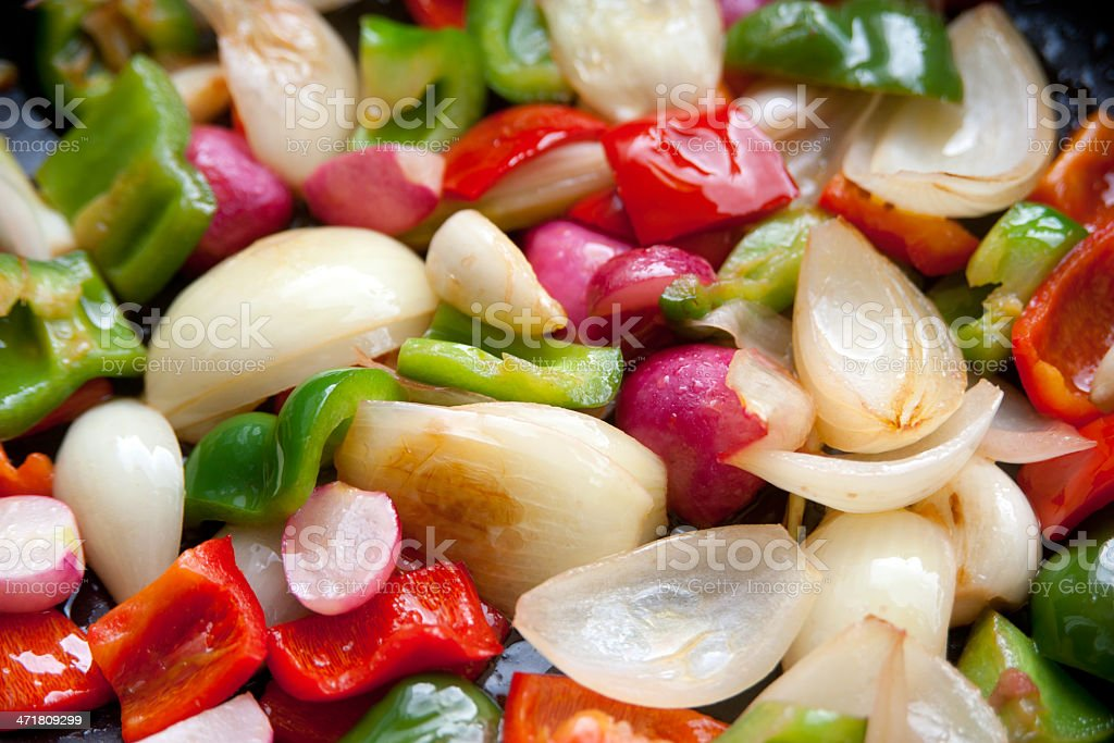 Ratatouille royalty-free stock photo