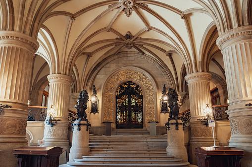 Rathaus interior