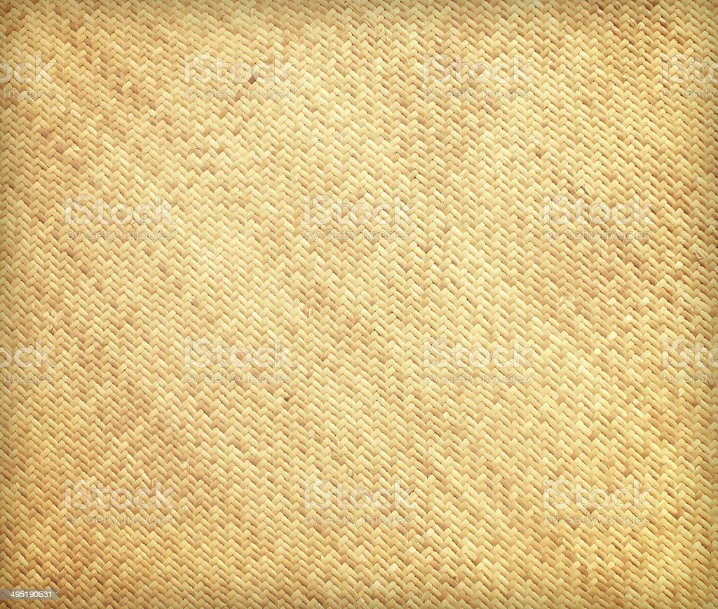 rattan wall background stock photo