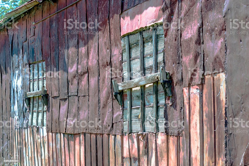 Ravages of Time royalty-free stock photo