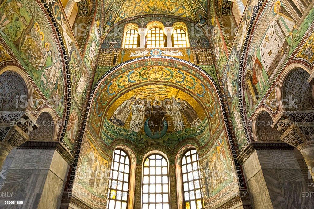 Ravenna stock photo