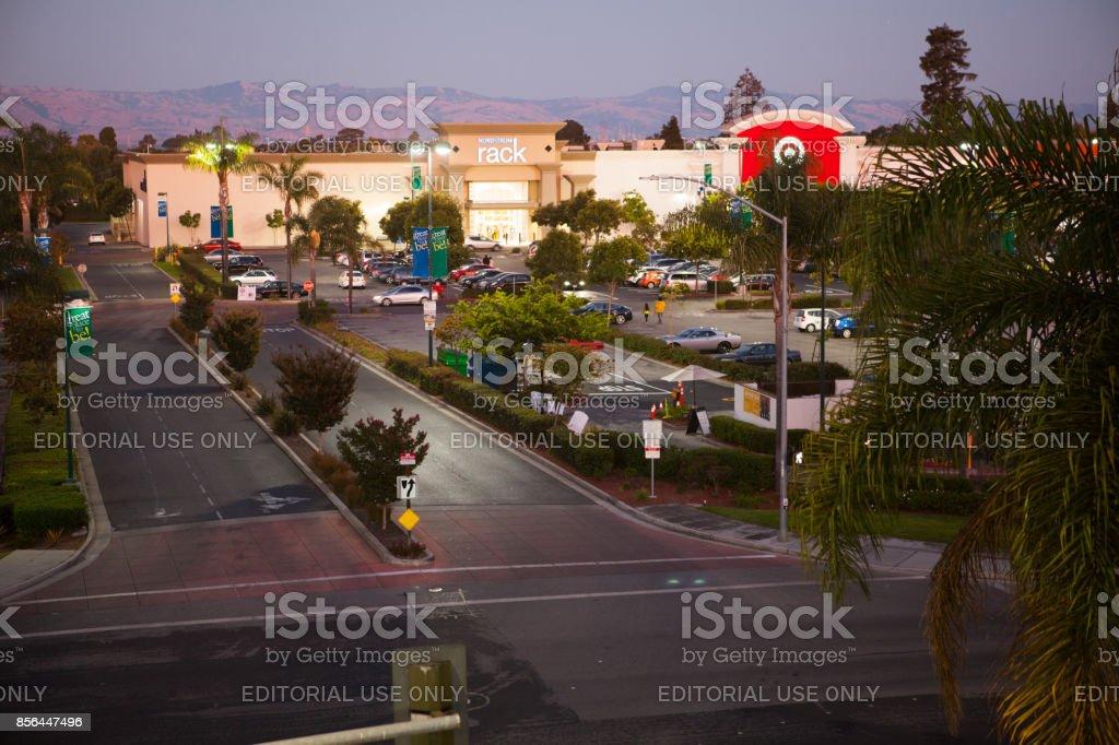 Ravenswood Shopping Center - foto stock