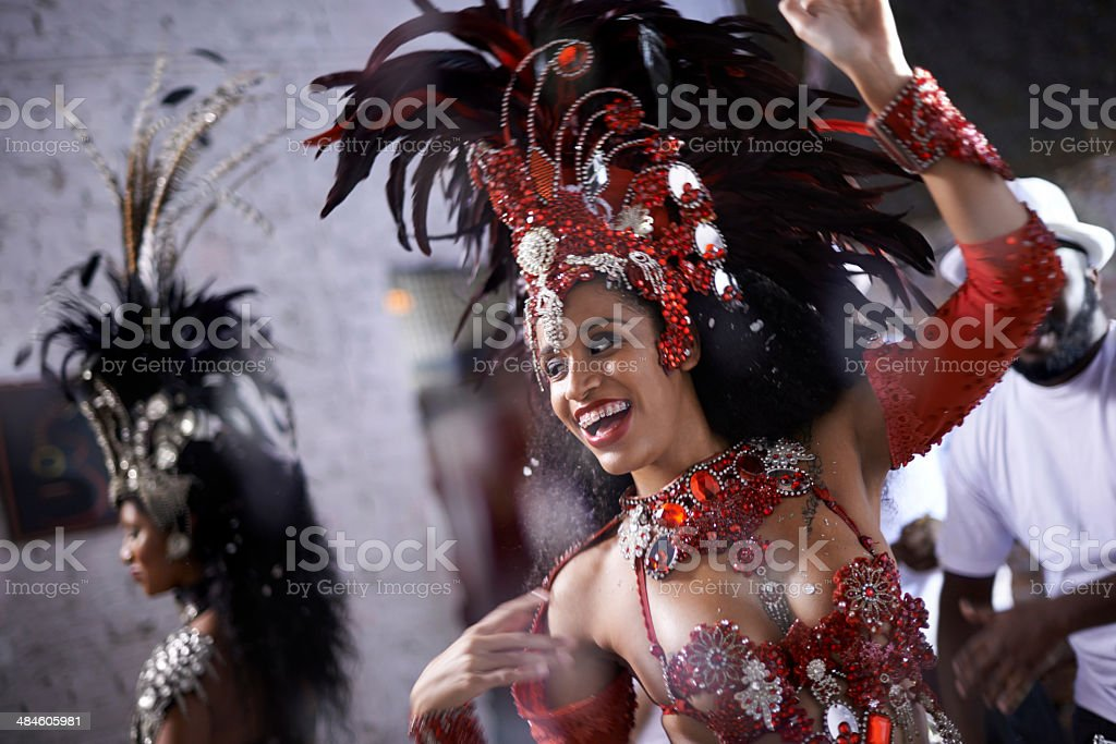 Ravishing in Rio stock photo