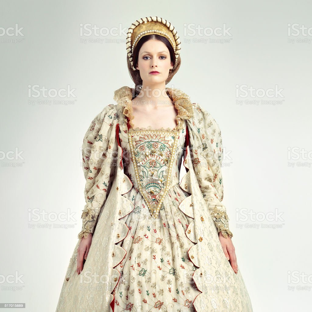 Ravishing royalty stock photo
