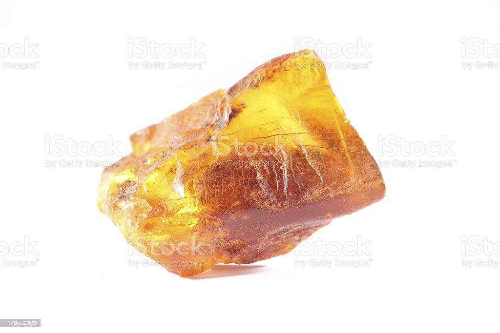 raw amber royalty-free stock photo