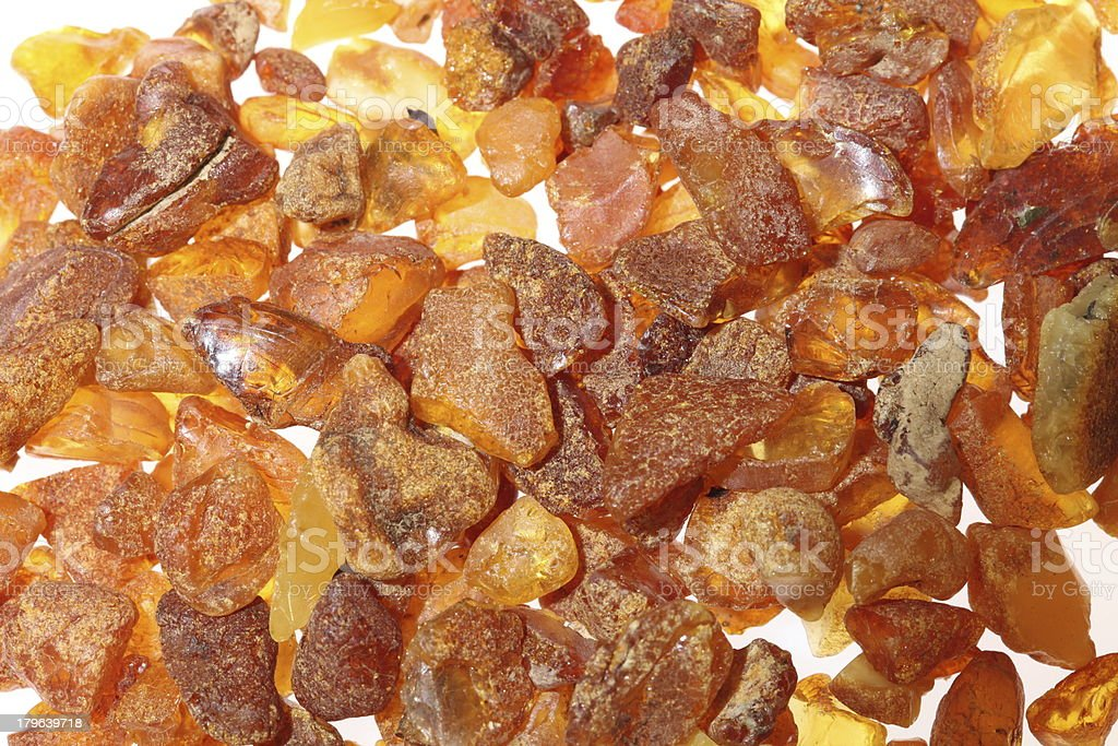 raw amber royalty-free stock photo