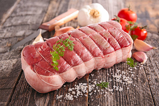 raw beef filet raw beef filet roast beef stock pictures, royalty-free photos & images