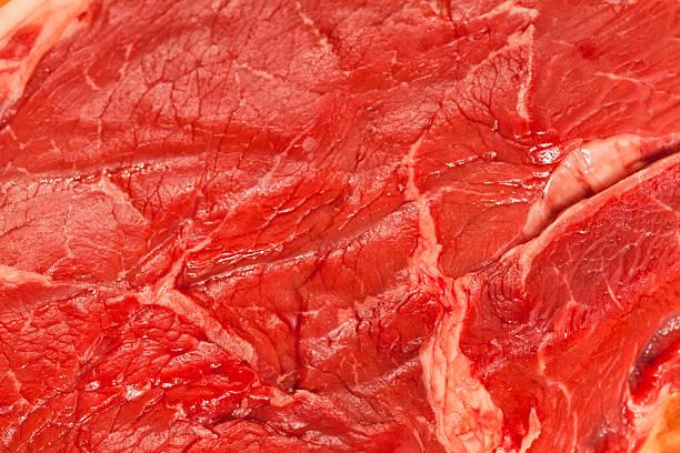 carne de vaca crus - meat texture imagens e fotografias de stock