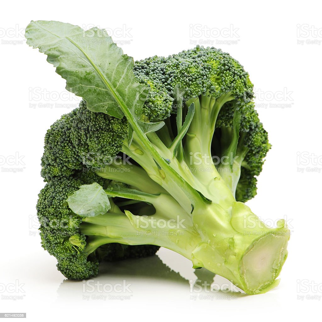 raw Brocoli photo libre de droits