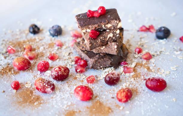 Rohschokolade – Foto