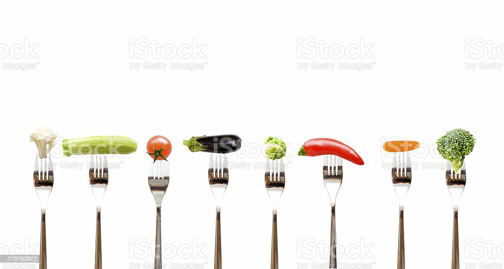 raw foods royalty-free stock photo