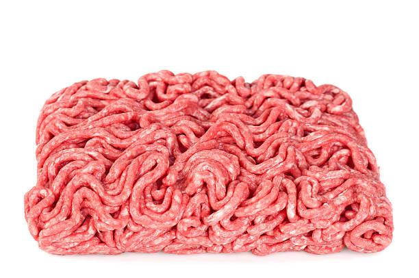 Raw ground beef – Foto