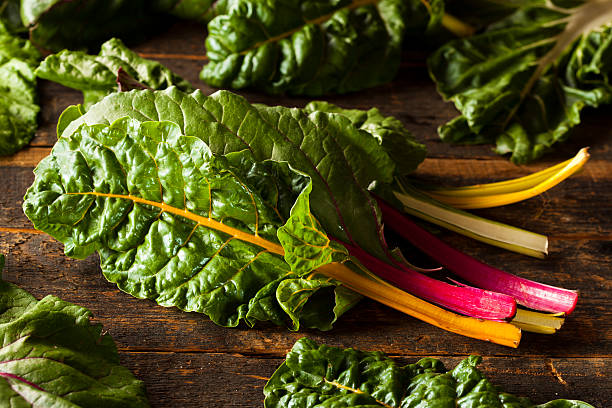17 016 Swiss Chard Stock Photos Pictures Royalty Free Images Istock