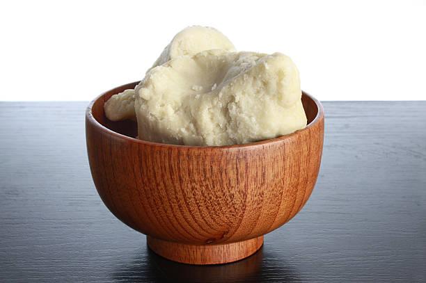 Rohe Bio-shea-butter – Foto