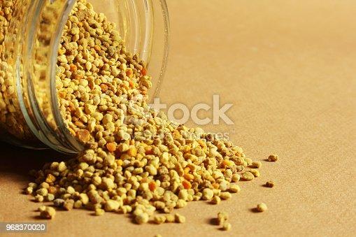 istock Raw Organic Yellow Bee Pollen 968370020