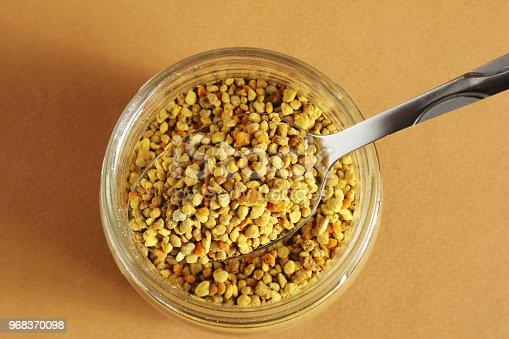 istock Raw Organic Yellow Bee Pollen 968370098