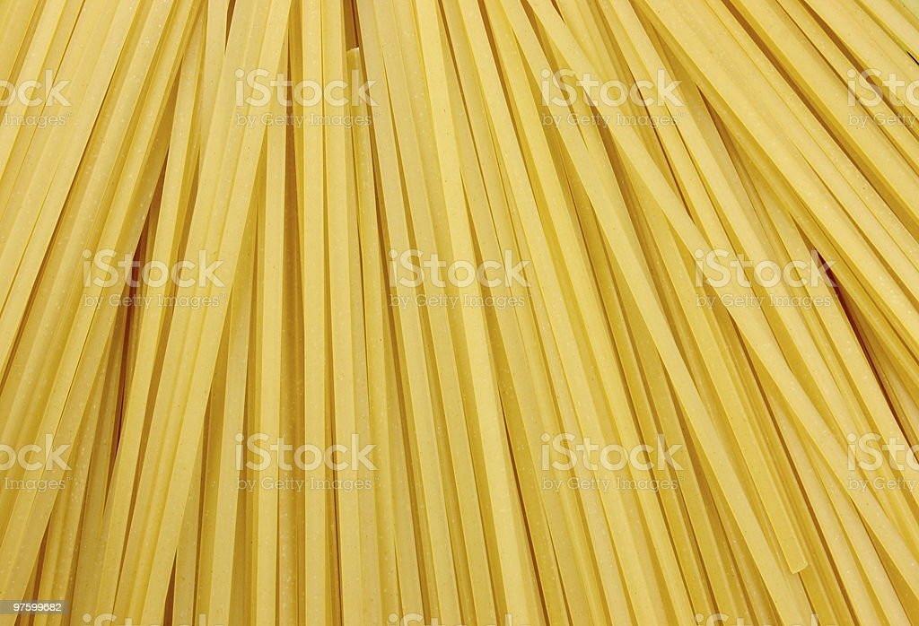 raw spaghetti royalty-free stock photo