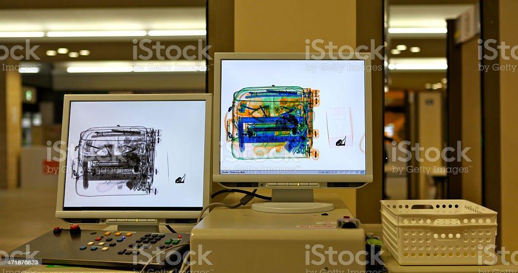 X-ray-station – Foto