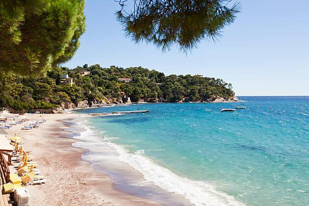 Rayol Beach French Riviera